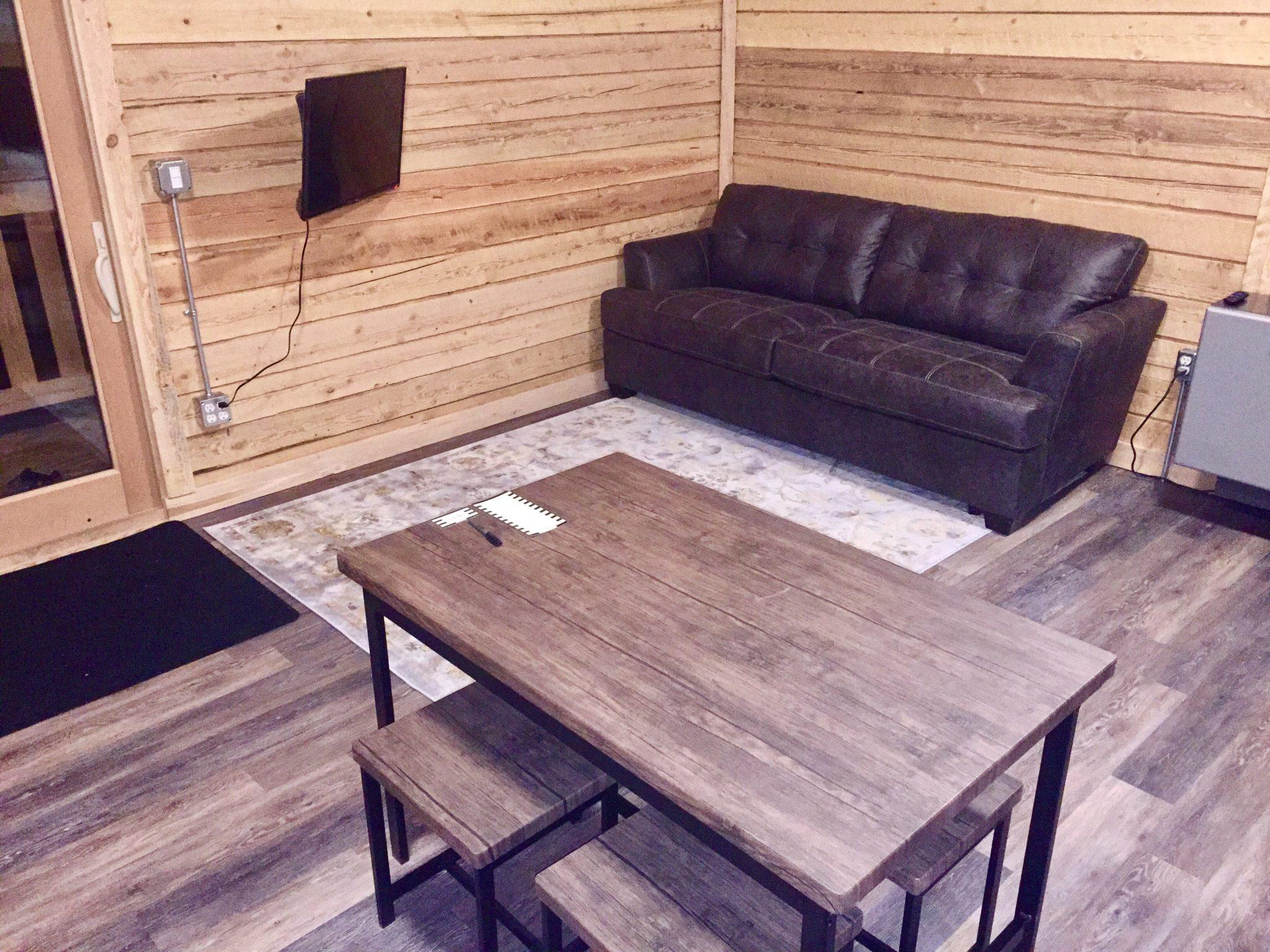 Stay in Revelstoke Cabin Base Camp Guest Hous
