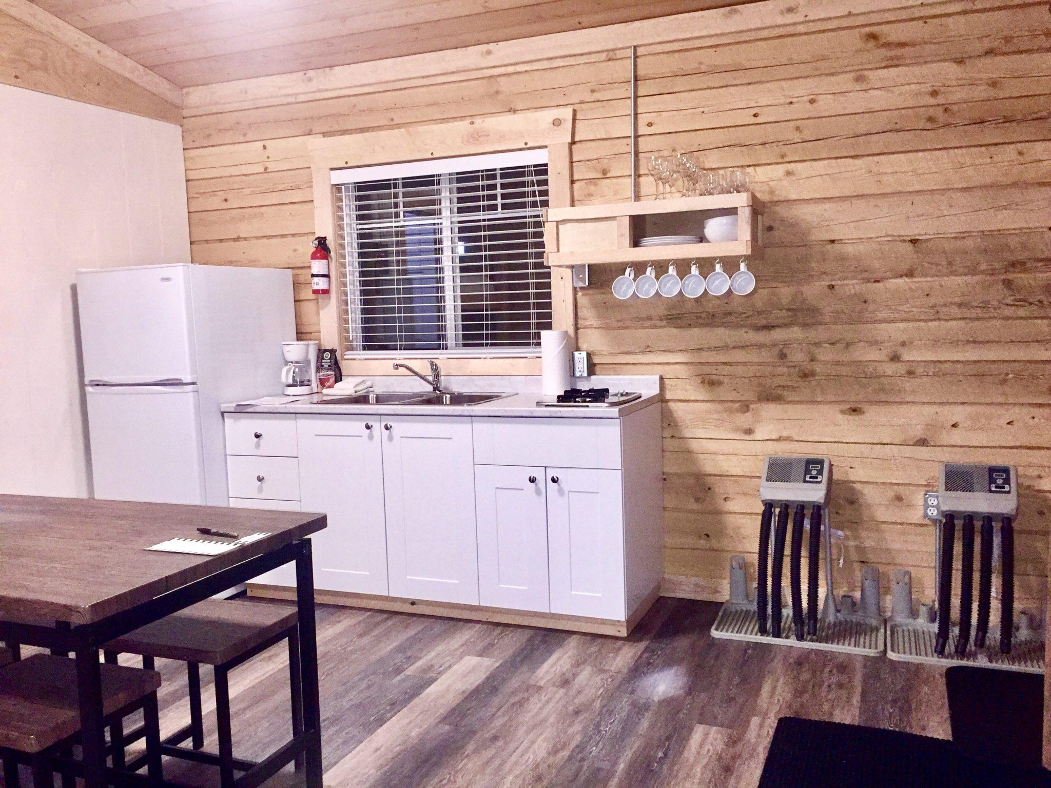 Vacation Rental Revelstoke Base Camp Stay