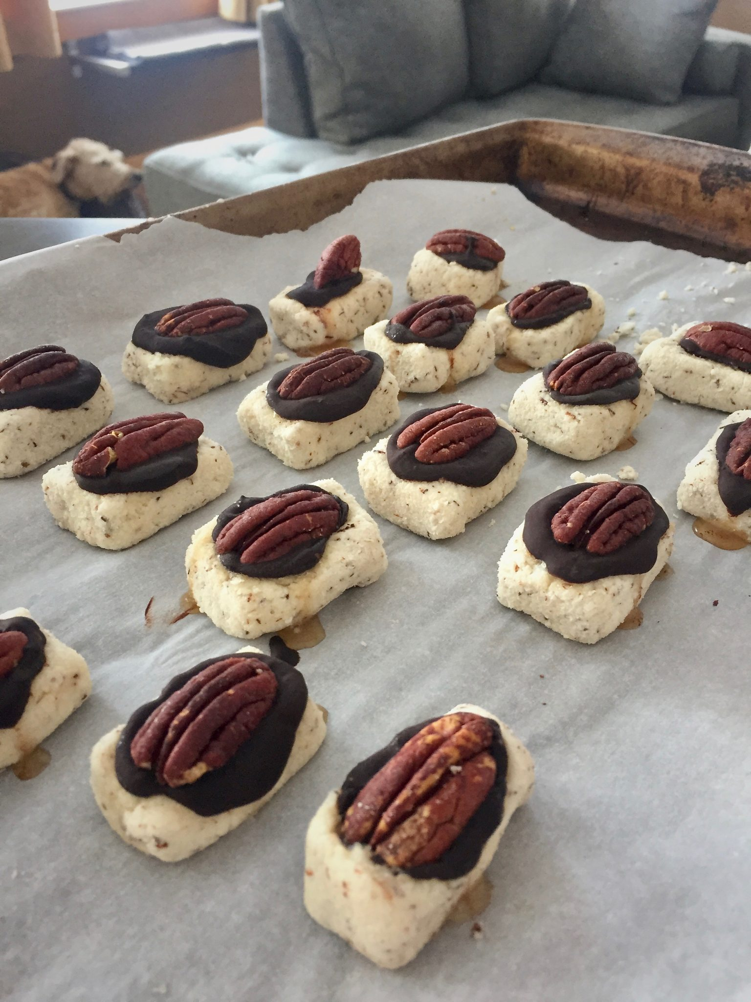Base Camp Guest House Keto Cookies