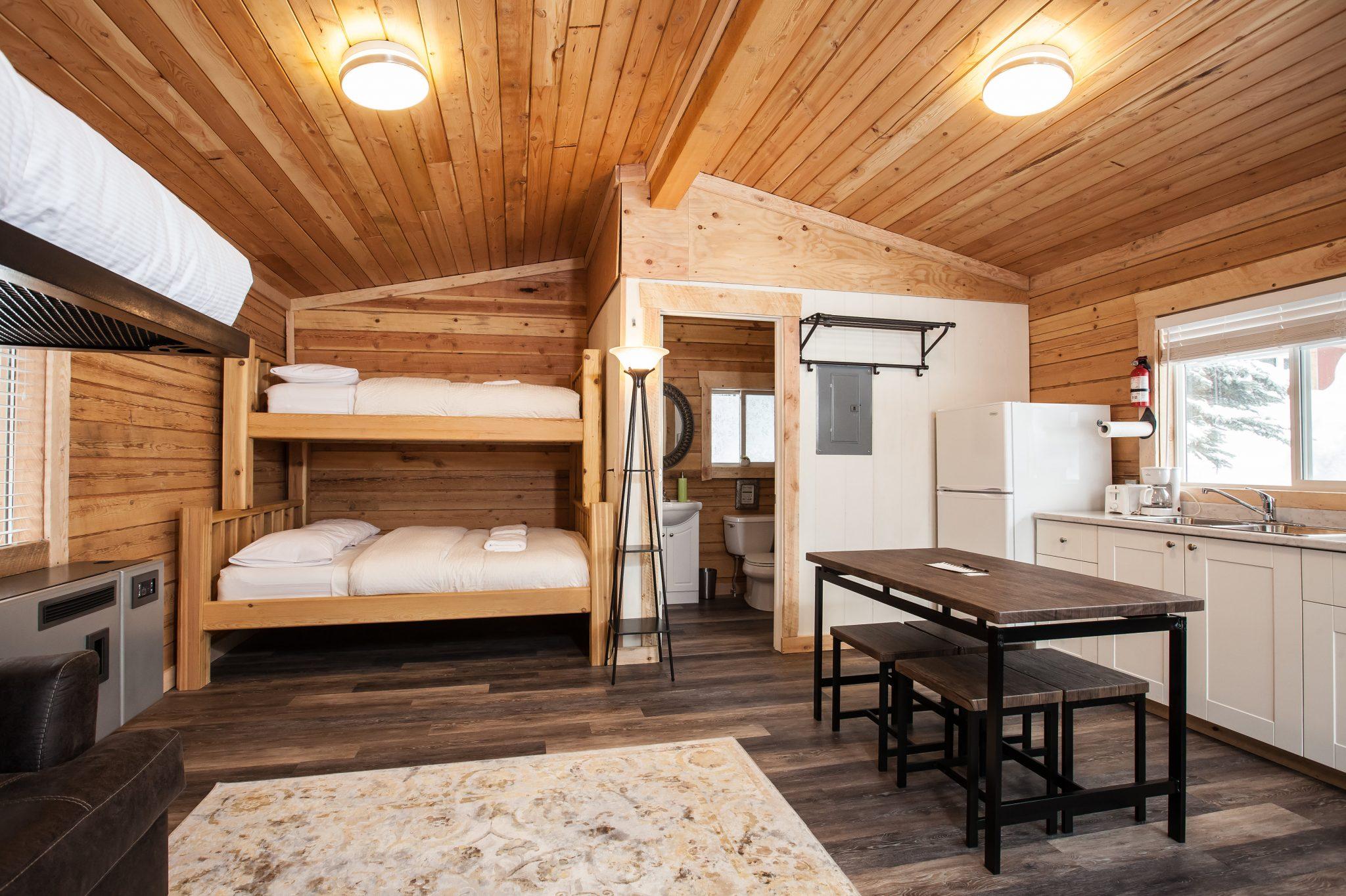 Grizzly & Kodiak Cabins