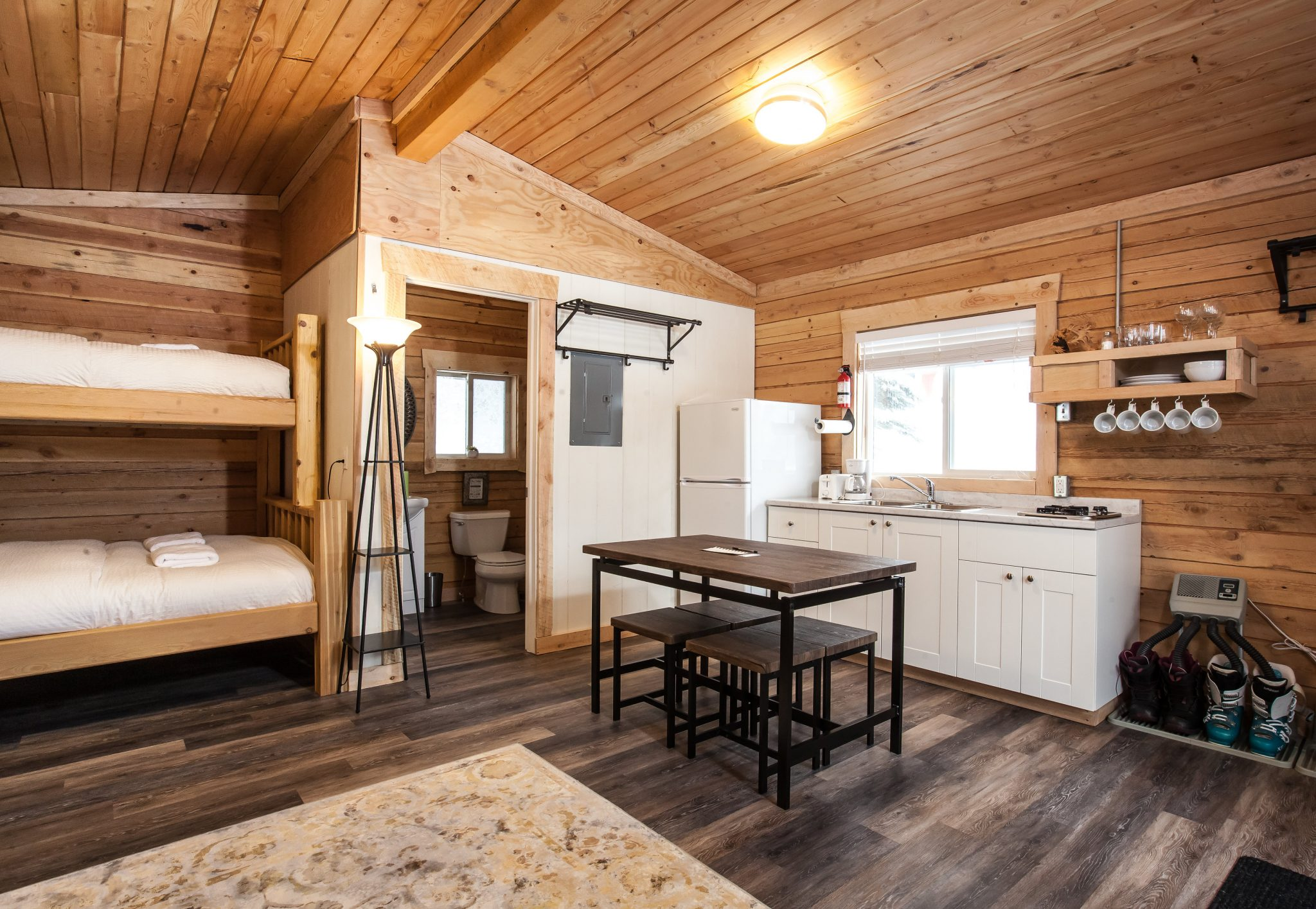 stay in revy revelstoke accommodation snowmobiling