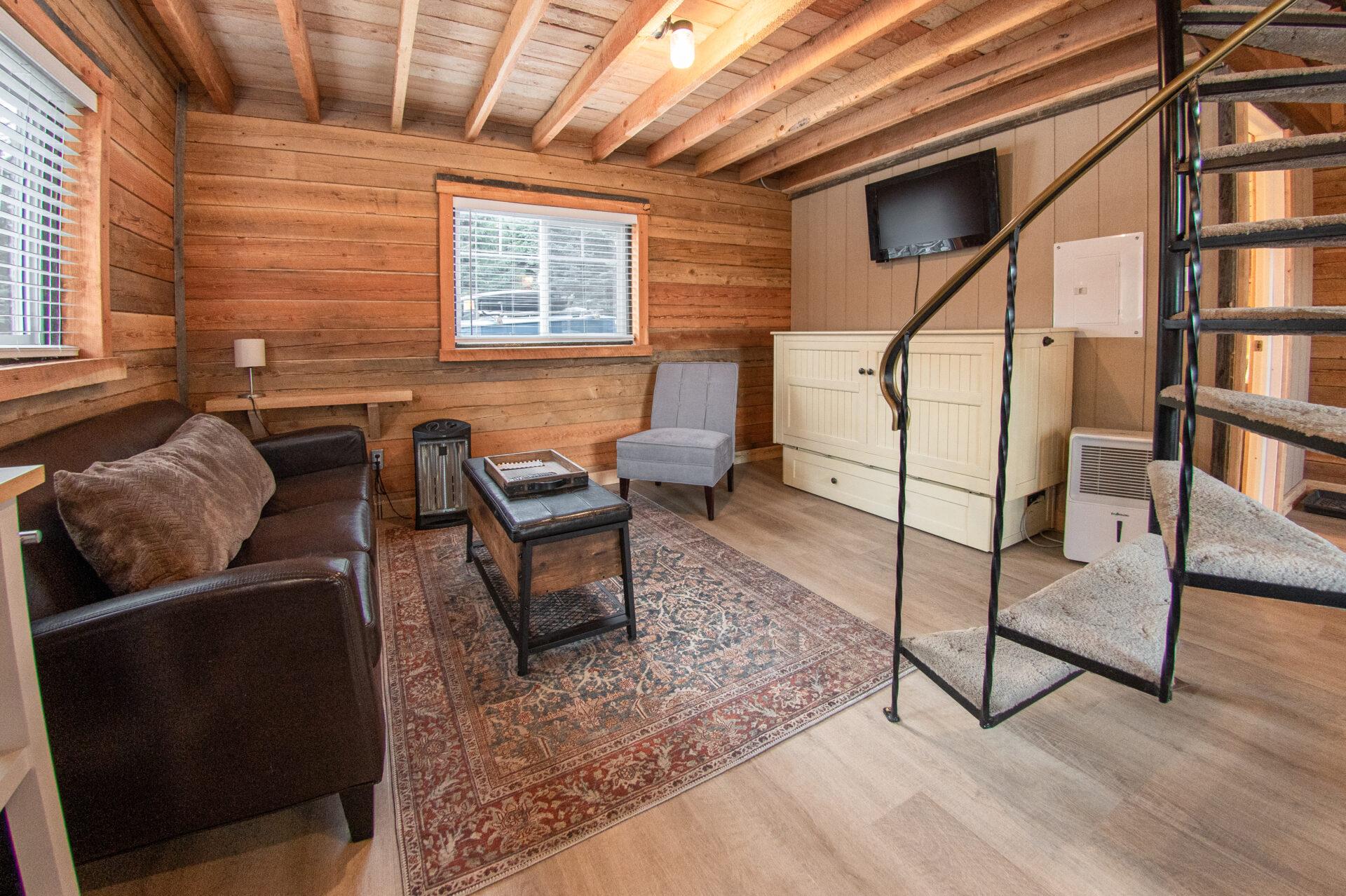 Spirit Bear Cabin